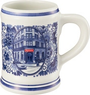 Supreme®/Royal Delft 190 Bowery Beer Mug