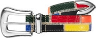 Patchwork Ranger Belt