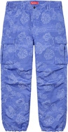 Floral Tapestry Cargo Pant